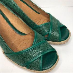 nurture Shoes - Nurture Wedges Women's Size 10
